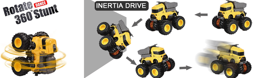 inertia driver cars