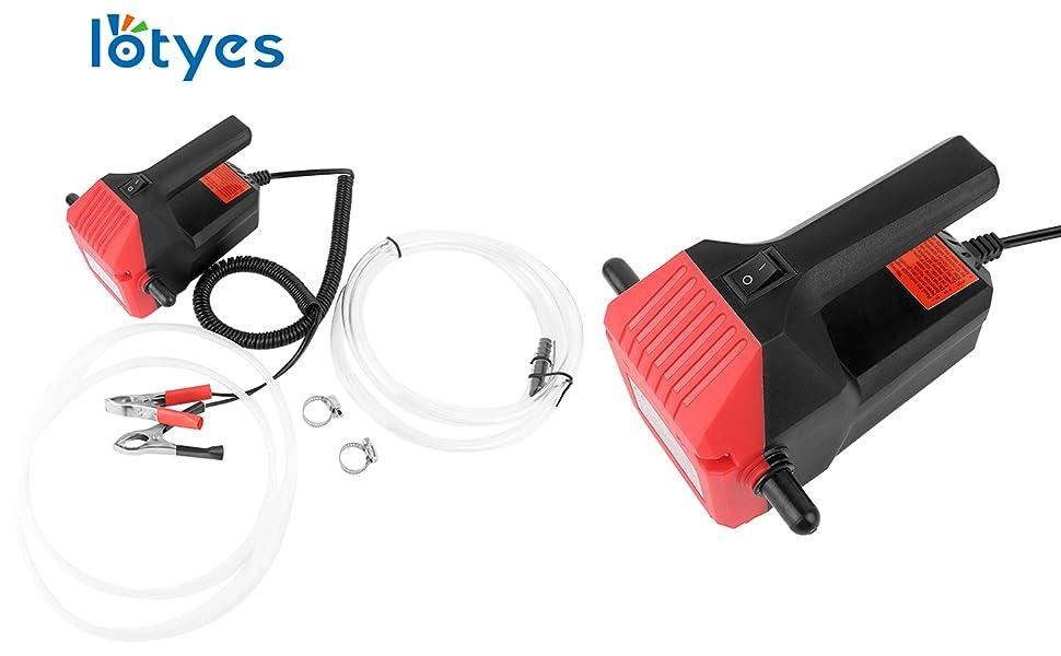 oil extractor pump