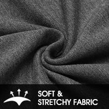 soft cotton knit long johns