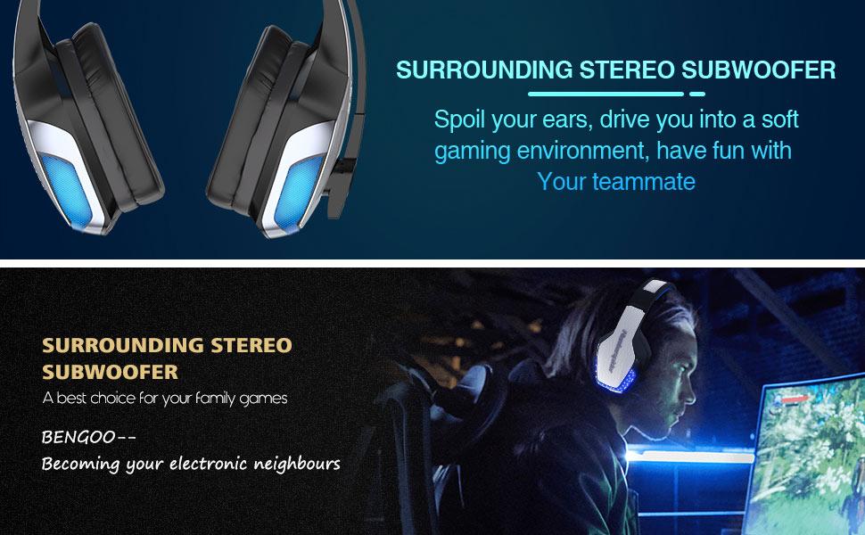 Surround Stereo subwoof