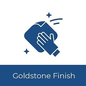 GoldStone Finish