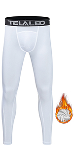 boys thermal leggings