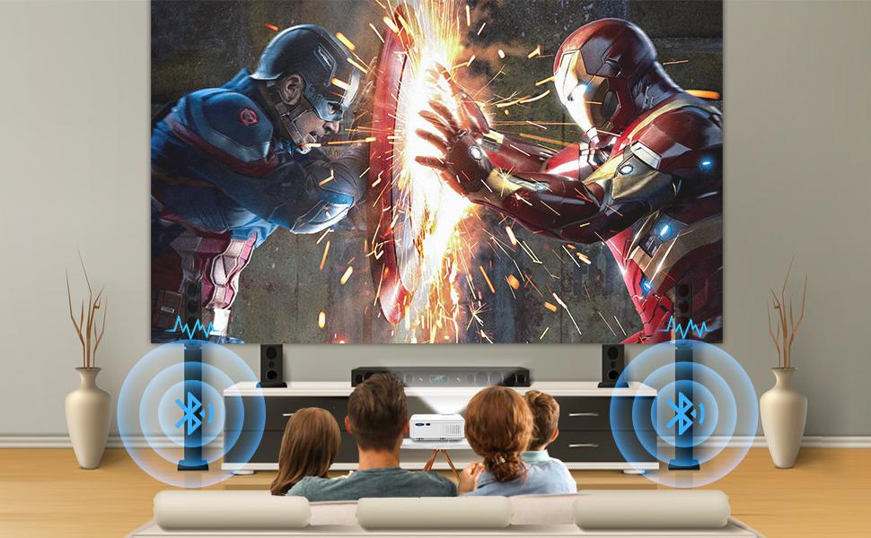 wifi projector