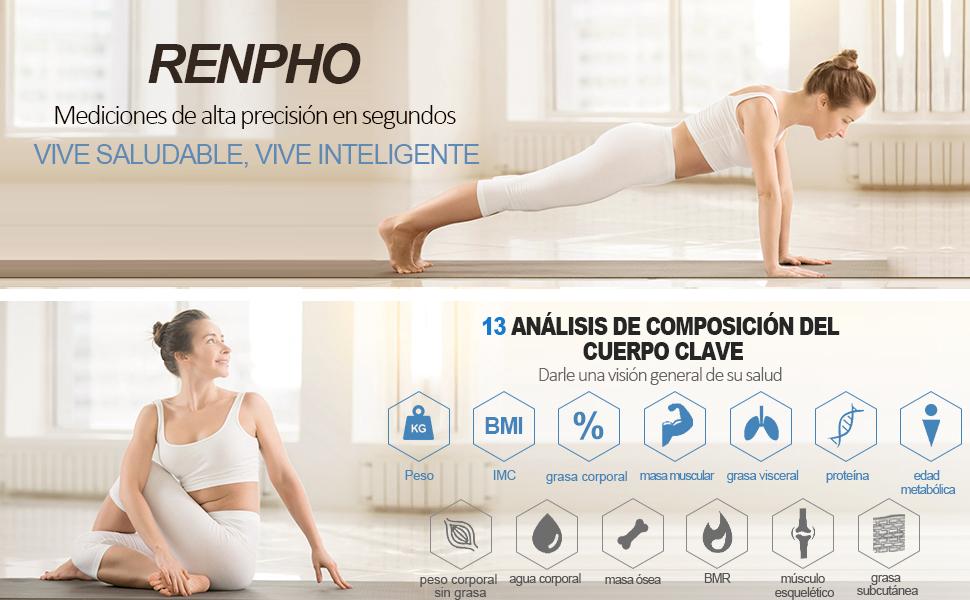 RENPHO Báscula