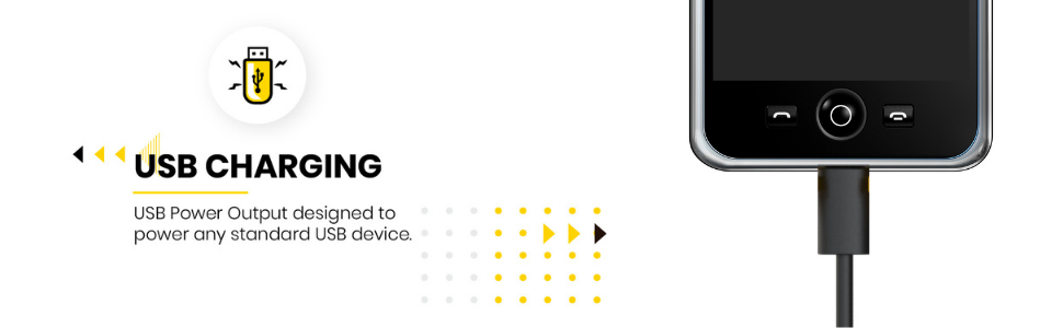 USB Charging - Sun King Home 120 Solar Home Light Set
