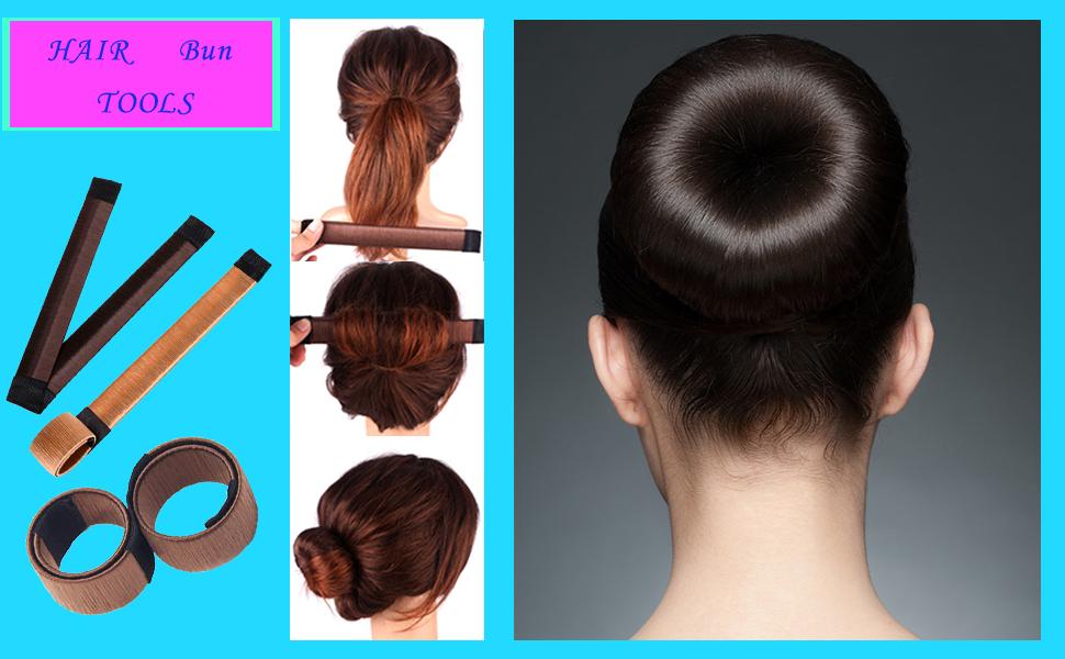 hair bun tool