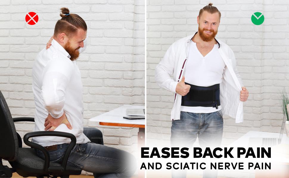 back braces for lower back pain
