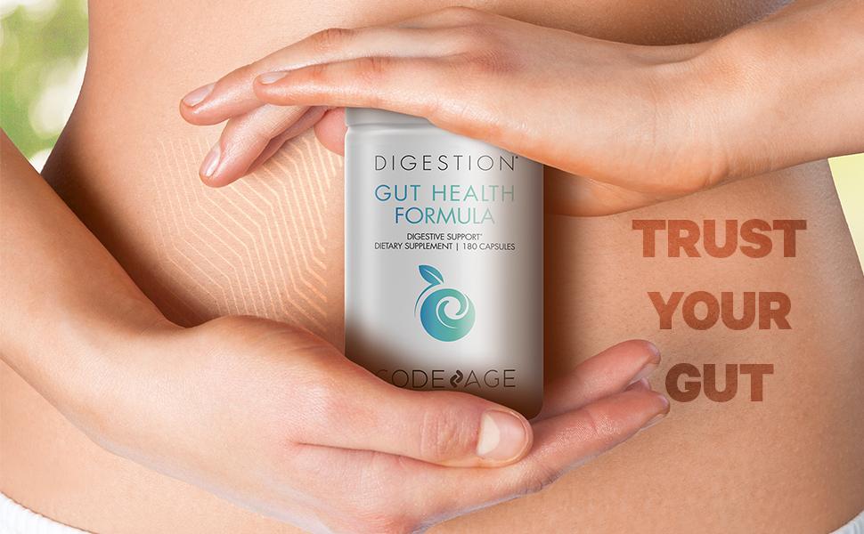 Codeage - Gut Health Formula Vegan Perfect Blend