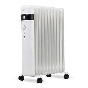 IKOHS ORH2500 - Radiador de Aceite (Blanco): Amazon.es: Hogar