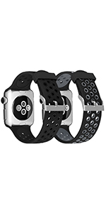 apple watch bands 2 pack
