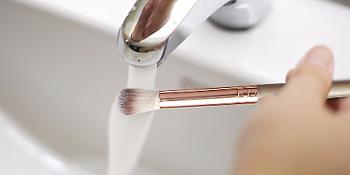 make-up borstels set