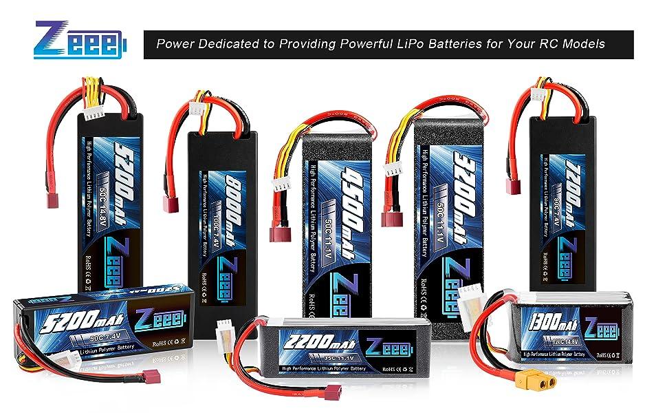 Zeee rc batteries