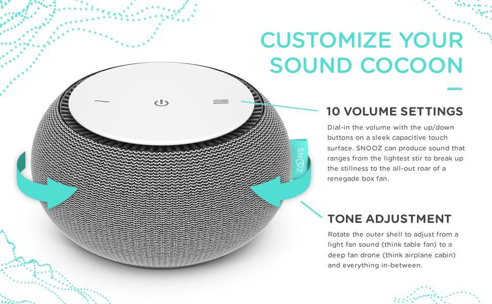 sleep sound white noise machine