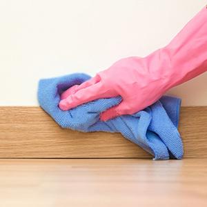 Dust your floor