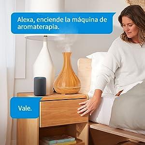 Humidificador_Ultrasónico _Aromaterapia