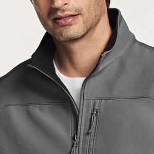 Outdoor Full-Zip Windbreaker Vest TSLA Men/'s Sleeveless Softshell Vest