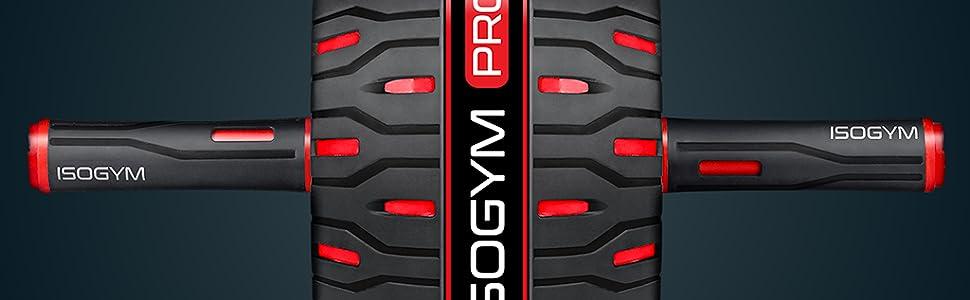ISOGYM Ab Roller PRO