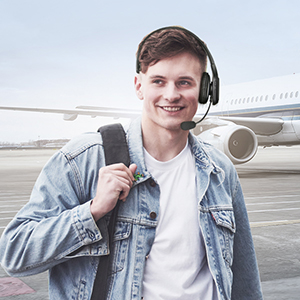 BLUETOOTH HEADSET WITH MIC
