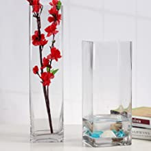 storage jar container candy plate fruit indoor outdoor home office wedding event cylinder glass