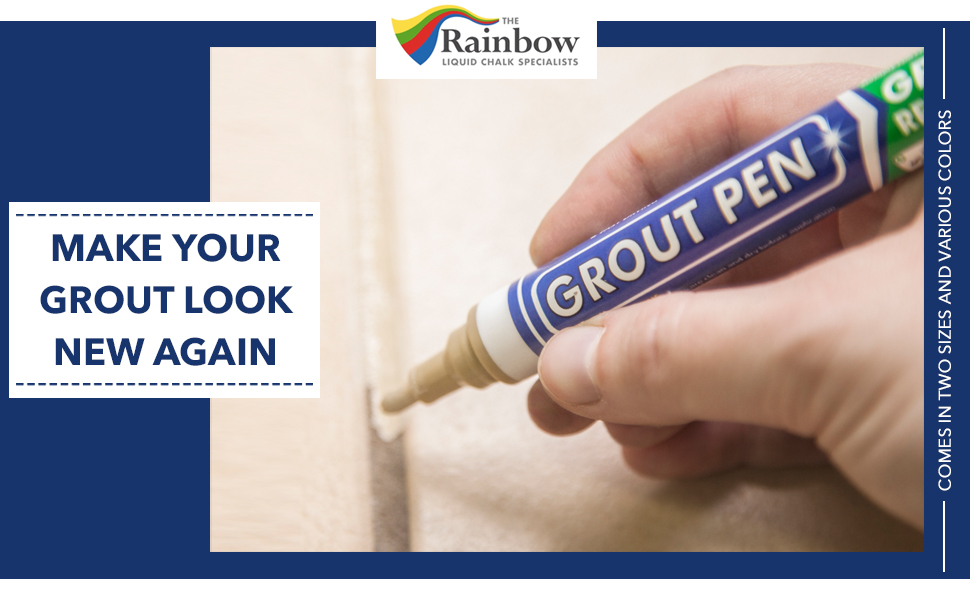 grot pen tile marker pens markers tile grout grout joints clean paint color activate prep floor