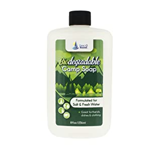 backpacking soap Camp Body Soap camp dish cleaning camp dish soap camp laundry soap Camp Soap