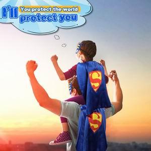 Capas de superhéroe