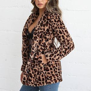 Leopard Pattern With Pocket