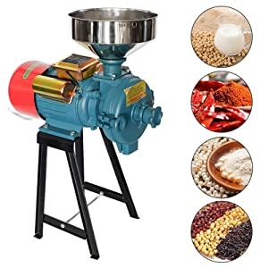 Electric Grain Mill Grinder