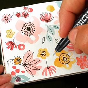 Precision Micro-Line Pens