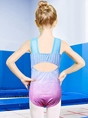 girls leotards for gymnastics black