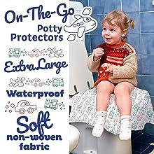 potty training, toilet seat cover, travel potty