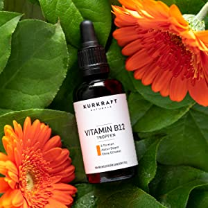 Kurkraft vitamin b12 flüssig