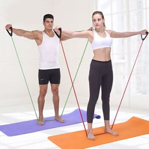 Stackable Exercise Bands