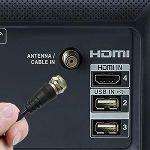 Connect to hdtv