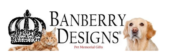 Banberry Designs Pet Memorial Gifts
