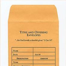 offering envelope