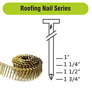 Roofing Nail Series