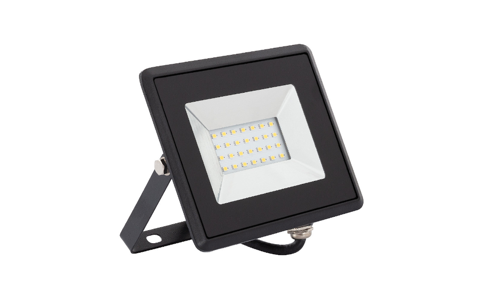Foco Proyector LED Solid 20W Blanco Neutro 4000K: Amazon.es ...