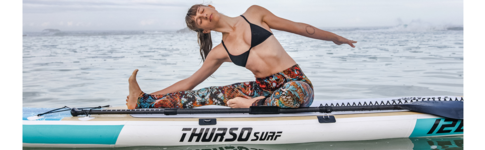 THURSO SURF Tranquility stand up paddle board
