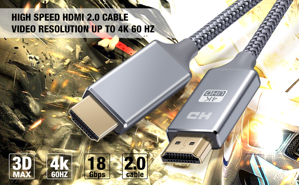4K hdmi cable 144hz