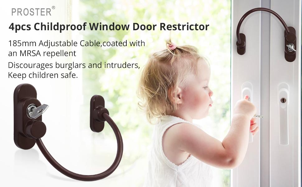 Window Door Restrictor