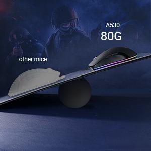 lightweight mouse