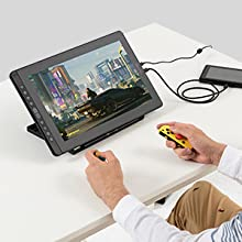 tablet for drawing,animation, anime, illustration, Huion, Kamvas GT191, XP-Pen, Gaomon
