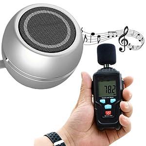 speaker with big sound