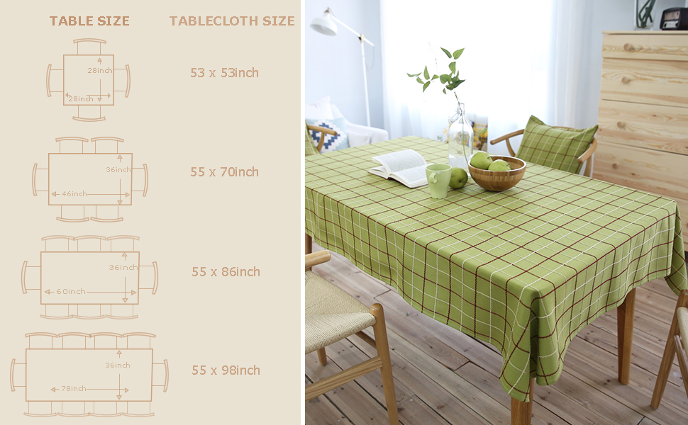 Checkers Kitchen Dinning Cloth