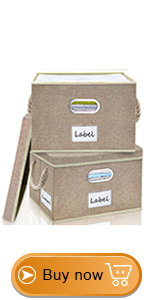 storage cubes with lids