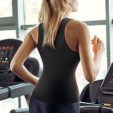 sweat workout vest for women