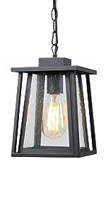 Outdoor Pendant Light Hanging Lantern