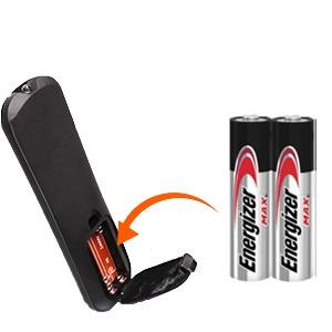 battery remote gym timer