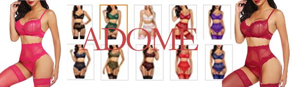 ADOME lingerie set